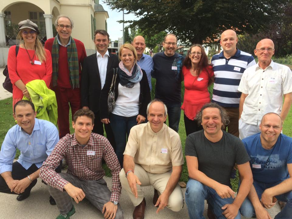 Vision Day in Lustenau, Austria on 27th July 2017