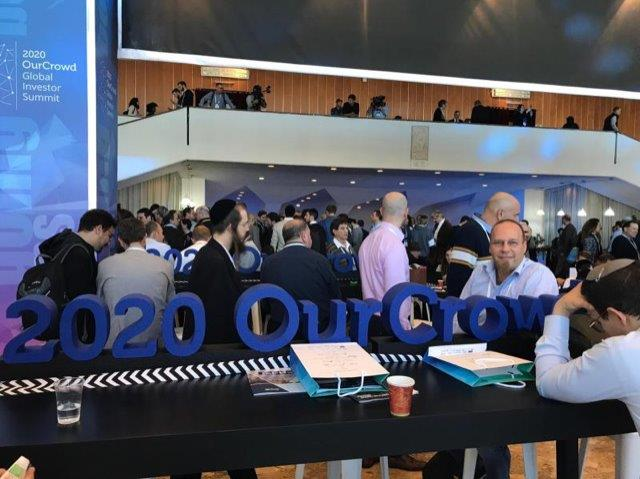 Our Crowd Global Investor Summit, 13. Februar 2020